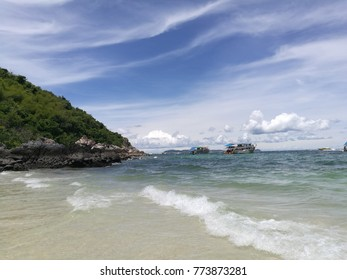 Sea Sand and Sky