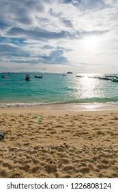 Sea , Sand , Sky at Koh Lipe / Thailand