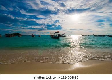 Sea , Sand , Sky at Koh-Lipe / Thailand