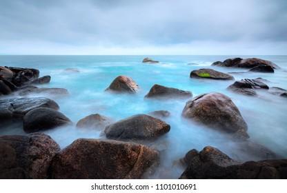 The Sea of Sanya, China