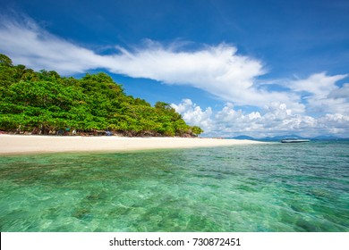 Sea scape for Rayong province of Thailand