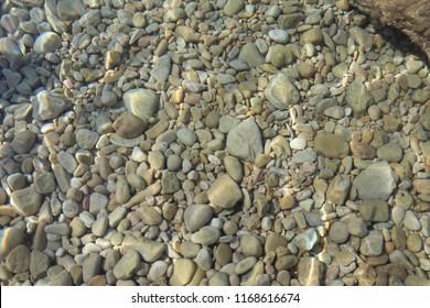 Sea shallow watter photo shoot