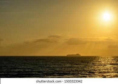 Sea ship and climate change