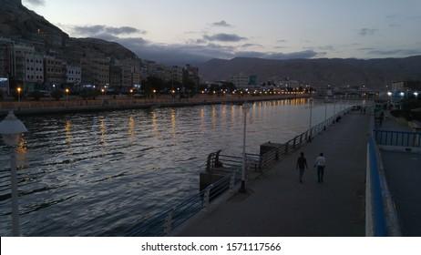 sea side, Hadramuth, Mukalla City, Yemen, 2019