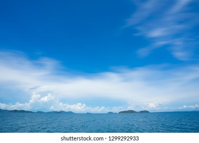 sea sky background