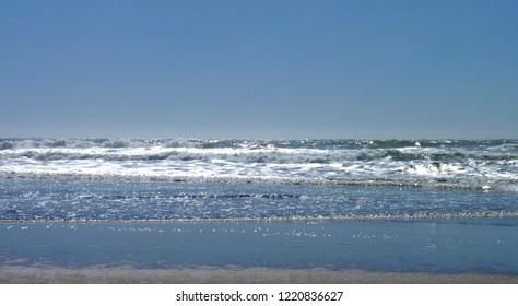 Sea and Sky - South Bay, San Francisco