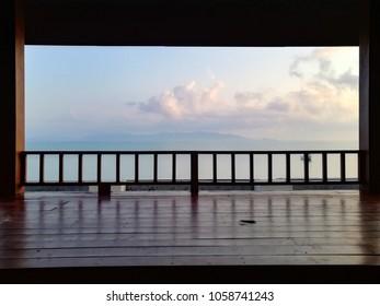 sea sky view