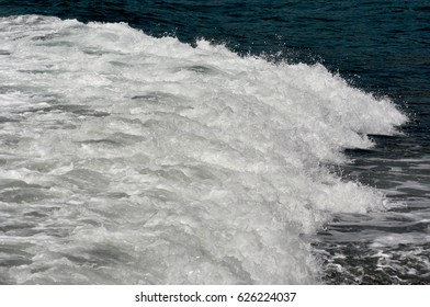 sea with small waves