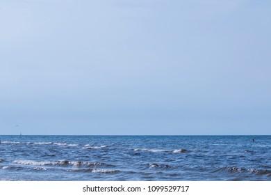 Sea. Summer. Holiday.