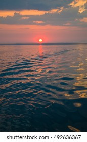 Sea sunsets