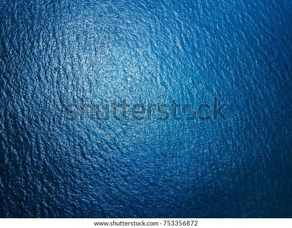 Вид с поверхности моря