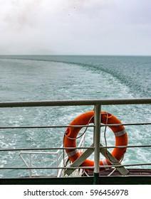 sea trip on speed boat