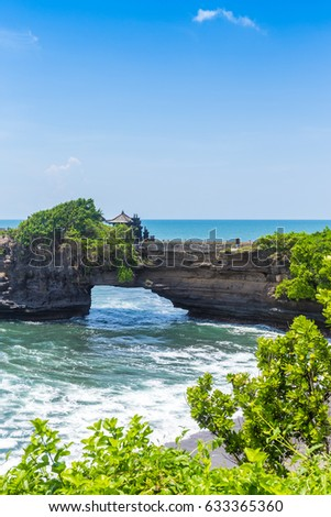 Sea View Bali Island Indonesia Stock Photo Edit Now 633365360