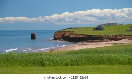 SEA VIEW, PEI - JUNE 22: Cottage community of Sea View in north central Prince Edward Island, photographed on 22 June 2018.