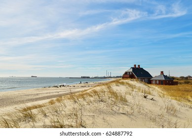 Sea view, from Skagen, Denmark