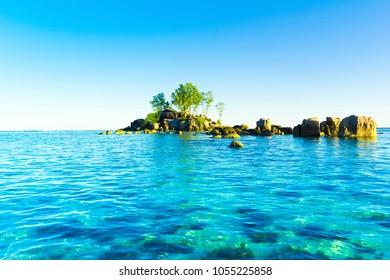 Sea Water Paradise
