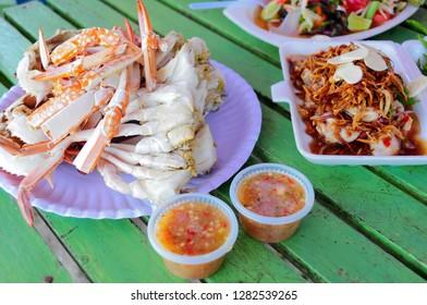 Seafood crab flavoring