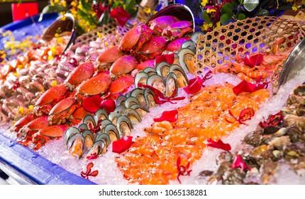 Seafood hodgepodge image