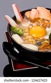 seafood japanese soup