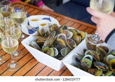 SEAFOOD ODYSSEY CRUISE NZ