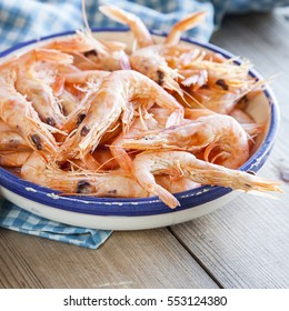 Seafood,prawn,gambas blancas