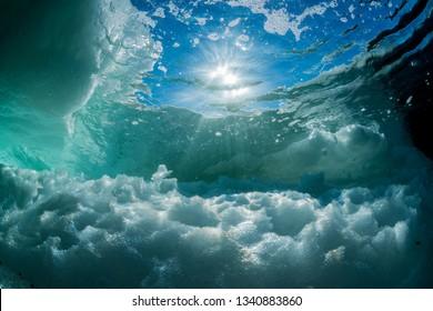 Sea-Ice and Sunlight