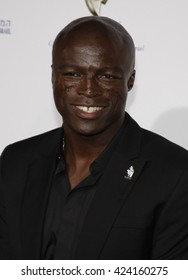 Seal at the Hollywood Celebrates 60th Anniversary of Israel held at the Paramount Studios in Hollywood, USA on September 18, 2008.