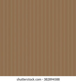 Seamless abstract background brown with vertical lines