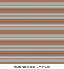Seamless abstract background orange with  horizontal lines