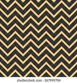 Seamless antique palette overlaying zigzag pattern