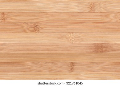Seamless background texture of new clean bamboo board