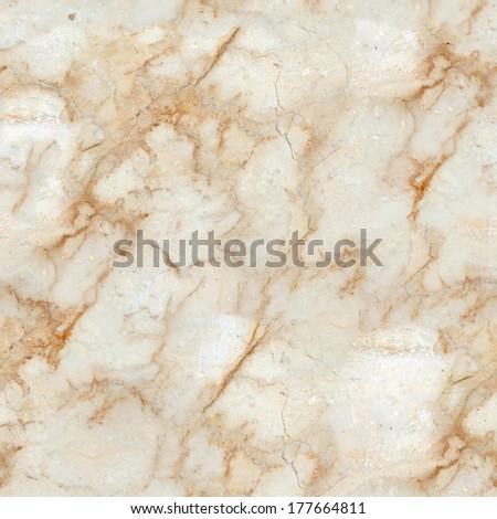 Seamless Beige Marble Texture