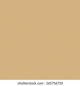 Seamless beige slim perfect op art herringbone pattern