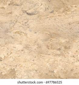 Seamless Beige Stone Tiles Texture