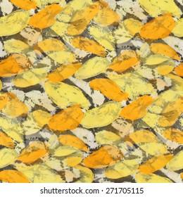 seamless beige, yellow bricks texture background wallpaper pattern ancient