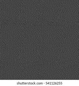 Seamless black plastic texture or background