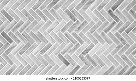 seamless black white and gray mosaic marble wall tile texture in geometric square shape pattern for background and wallpaper, monochrome tone
