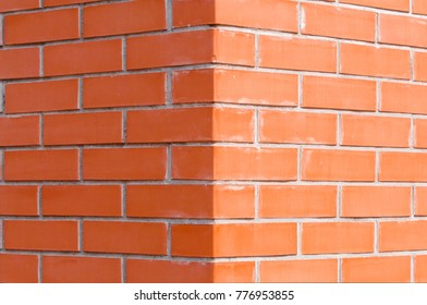 Seamless brick wall surface as a background
