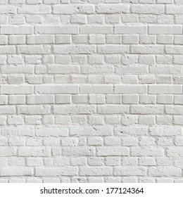 Seamless brick wall texture. Amsterdam walls exterior