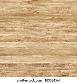Seamless bright yellow wood texture