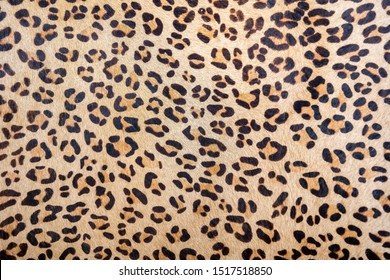 Seamless brown and beige of Leopard.Animal skin or fur hairy texture. Use for luxury pattern design wallpaper background, textile, gift wrapping design, any printed materials ,advertising.