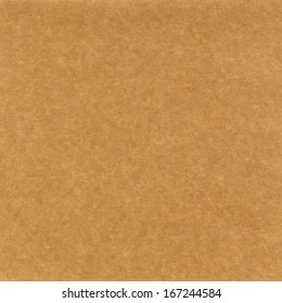 Seamless brown corrugated carboard background