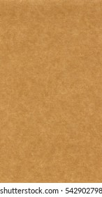 Seamless brown corrugated carboard background - vertical