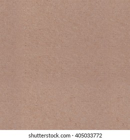 seamless brown natural cardboard paper background texture with grain