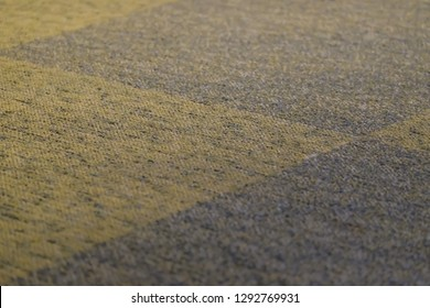 Seamless close up carpet with sqaure pattern