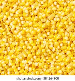 Seamless corn background.