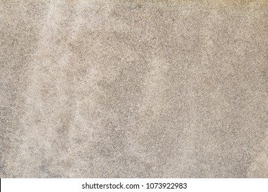 Seamless empty sand wall background from sand color texture