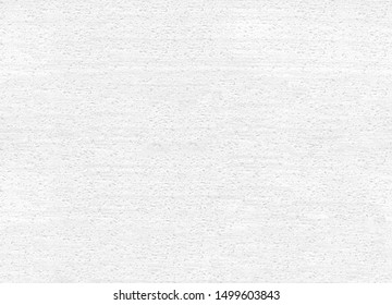 Seamless extruded polystyrene texture, white styrofoam surface