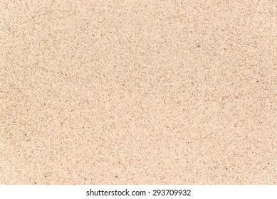 Seamless flat beach sand texture