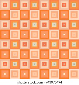 Seamless geometric texture for decoration of gift packages, postcards.Beautiful geometric pattern design.Decorative background can be used for wallpapers, printing pictures
